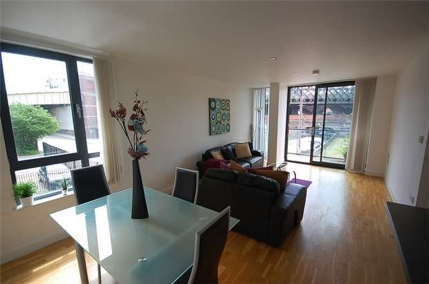 2 Bedrooms Flat for sale in 360 Apartments, 1 Rice street, Manchester