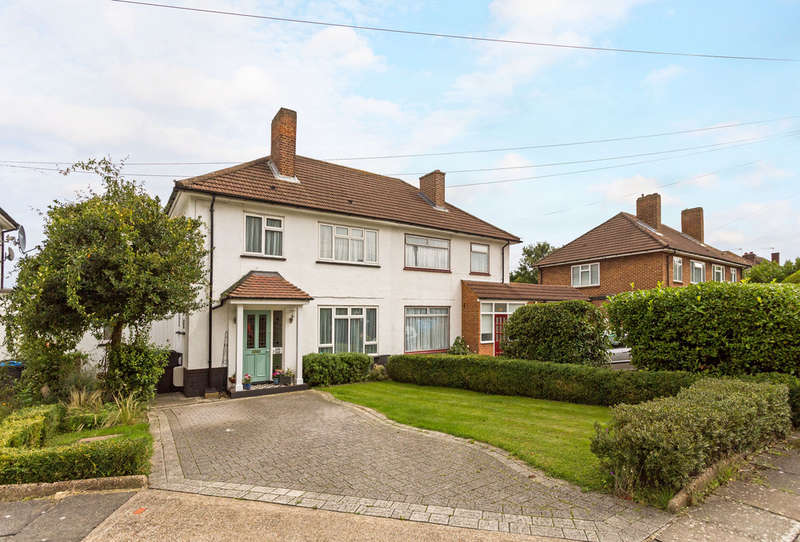 3 Bedrooms Semi Detached House for sale in Windermere Road, London, SW15