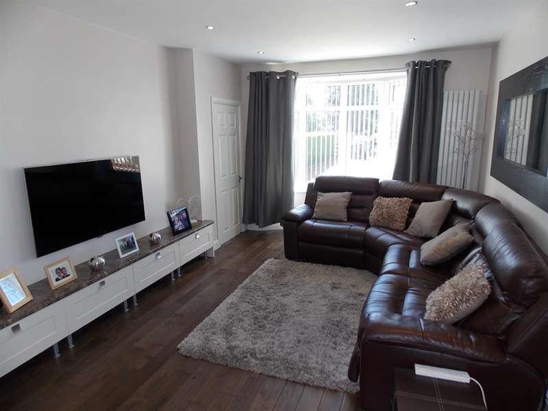 2 Bedrooms End Of Terrace House for sale in Windsor Oval, Thornaby, Stockton-on-Tees, TS17 8PP