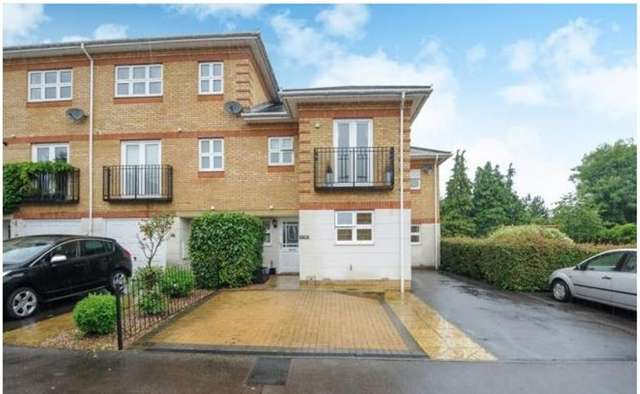 3 Bedrooms End Of Terrace House for sale in Ogden Park, Bracknell, Berkshire
