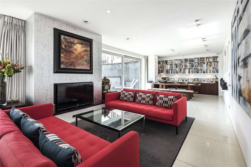 1 Bedroom Flat for sale in Crown Apartments, 2 Queen Elizabeth Street, London, SE1
