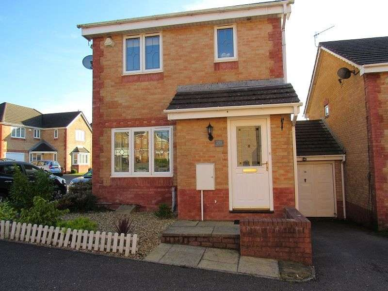 3 Bedrooms Detached House for sale in Cwm Cadno , Margam Village, Port Talbot, Neath Port Talbot. SA13 2TP