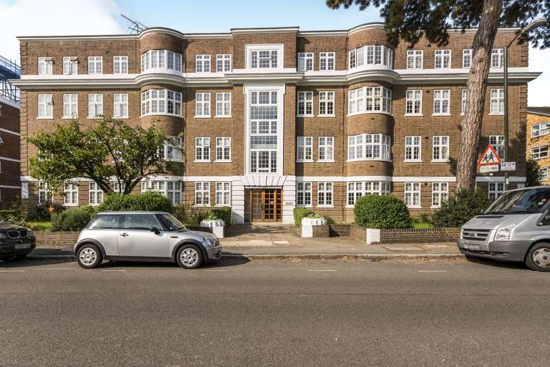 3 Bedrooms Flat for sale in Wimbledon close, London, Wimbledon SW20 8HL