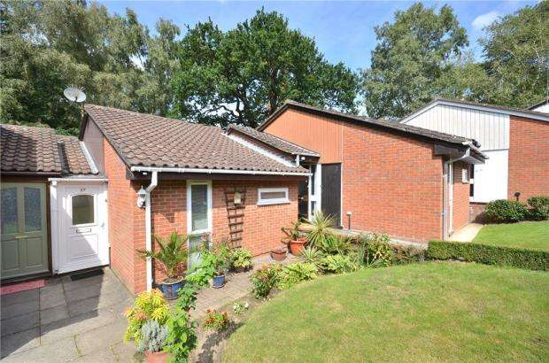 1 Bedroom Terraced Bungalow for sale in Finmere, North Lake, Bracknell
