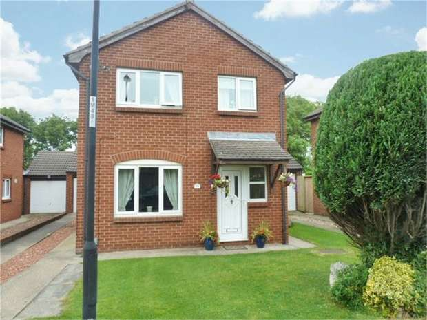 4 Bedrooms Detached House for sale in Melbury, Whitley Bay, Tyne and Wear