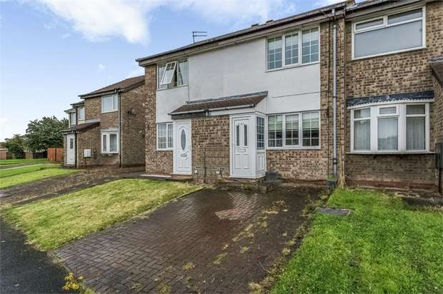 2 Bedrooms Terraced House for sale in Stirling Drive, Bedlington, Northumberland