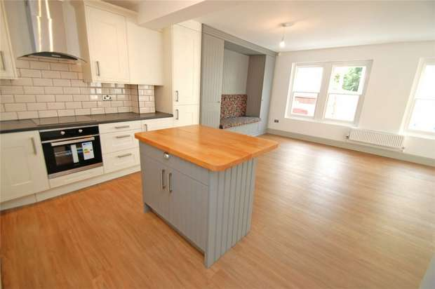 2 Bedrooms Flat for rent in Oakfield Grove, Clifton, Bristol