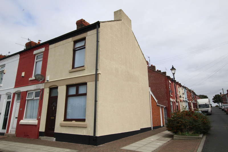 2 Bedrooms End Of Terrace House for sale in Grafton Street, Dingle, Liverpool, L8