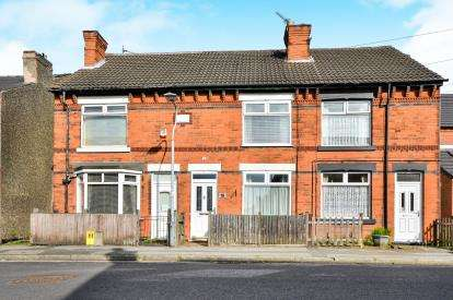 3 Bedrooms Terraced House for sale in King Street, Huthwaite, Sutton-In-Ashfield, Notts