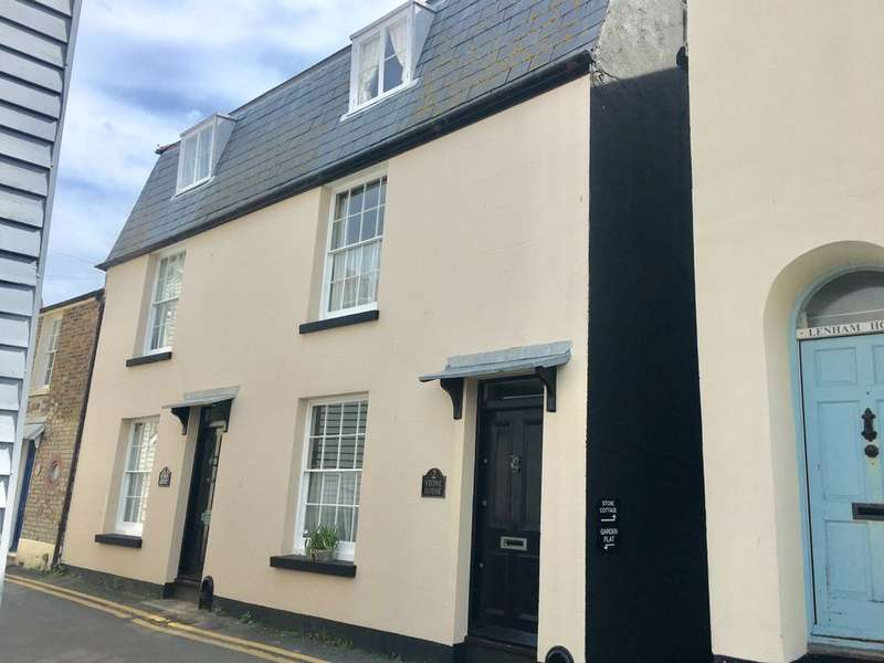 2 Bedrooms Cottage House for sale in Sea Wall, Whitstable, CT5