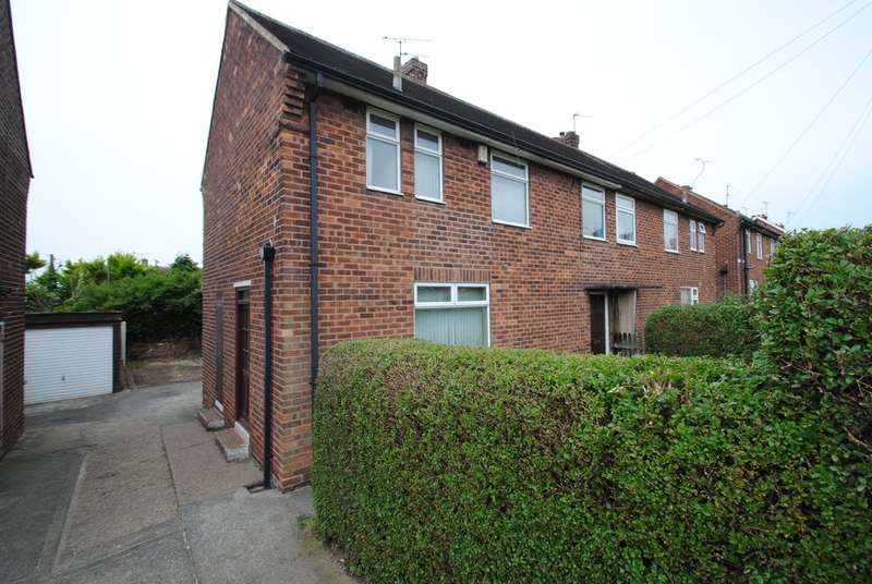 3 Bedrooms Semi Detached House for sale in Hollytree Avenue, Maltby
