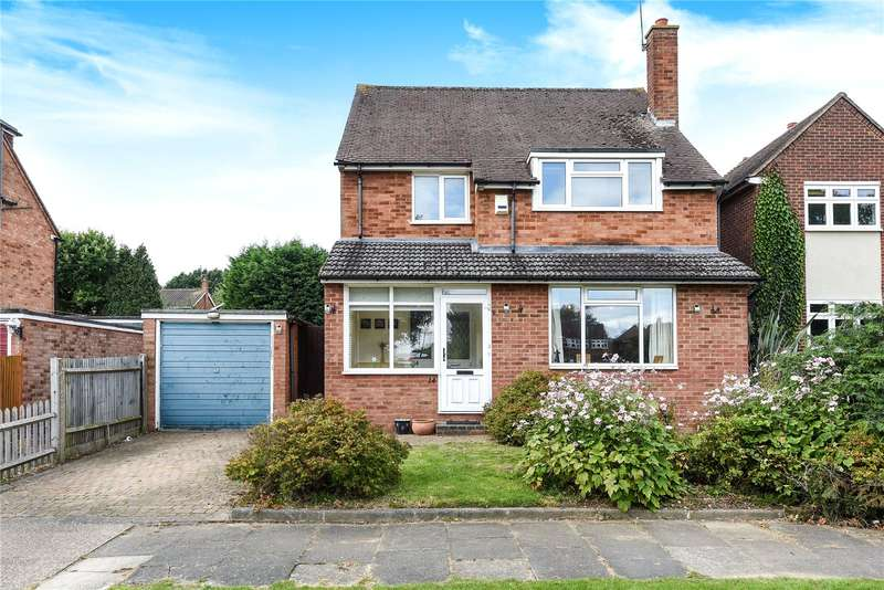 4 Bedrooms Detached House for sale in Meredith Close, Pinner, Middlesex, HA5