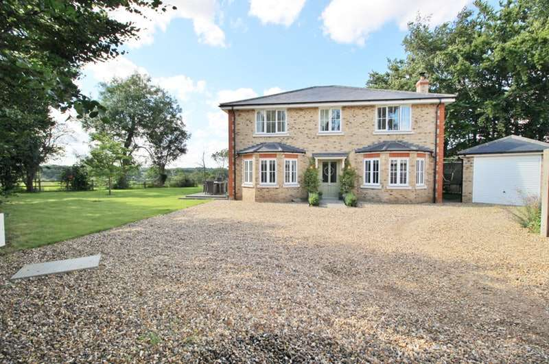 5 Bedrooms Detached House for sale in The Avenue, Hertford, Hertfordshire, SG14