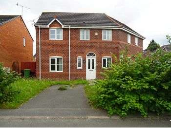 3 Bedrooms Semi Detached House for sale in Bowmore Way, Edge Hill, Liverpool