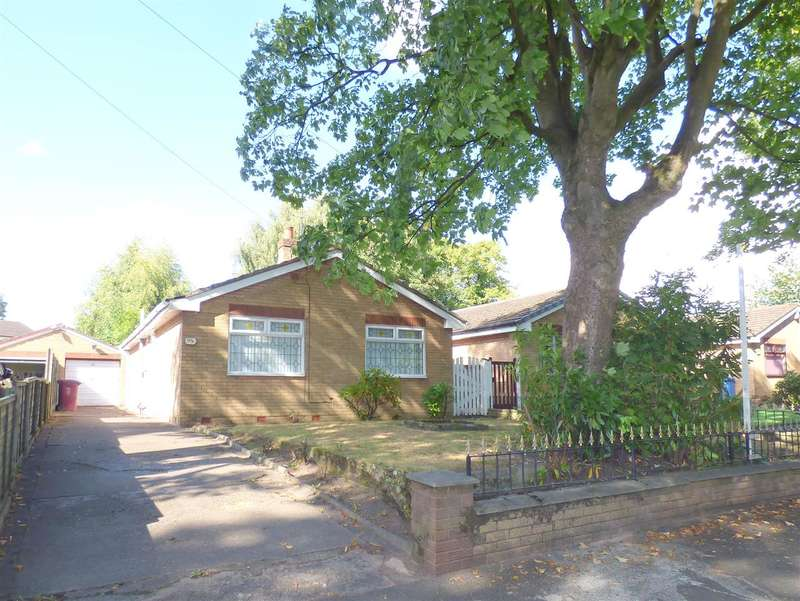 2 Bedrooms Bungalow for sale in Seel Road, Huyton, Liverpool