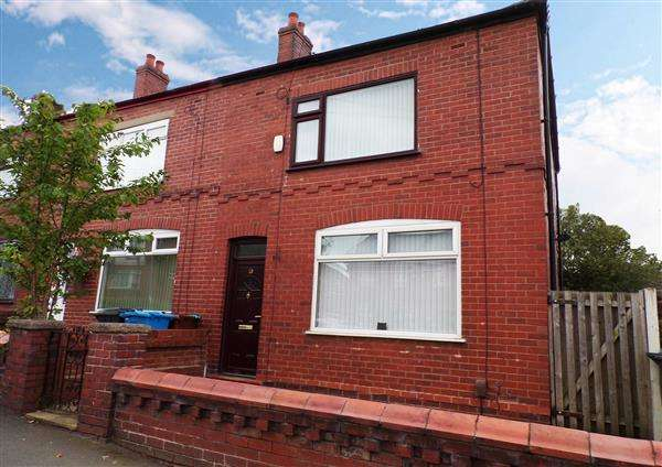 2 Bedrooms End Of Terrace House for sale in Spencer Street, Oldham, Chadderton