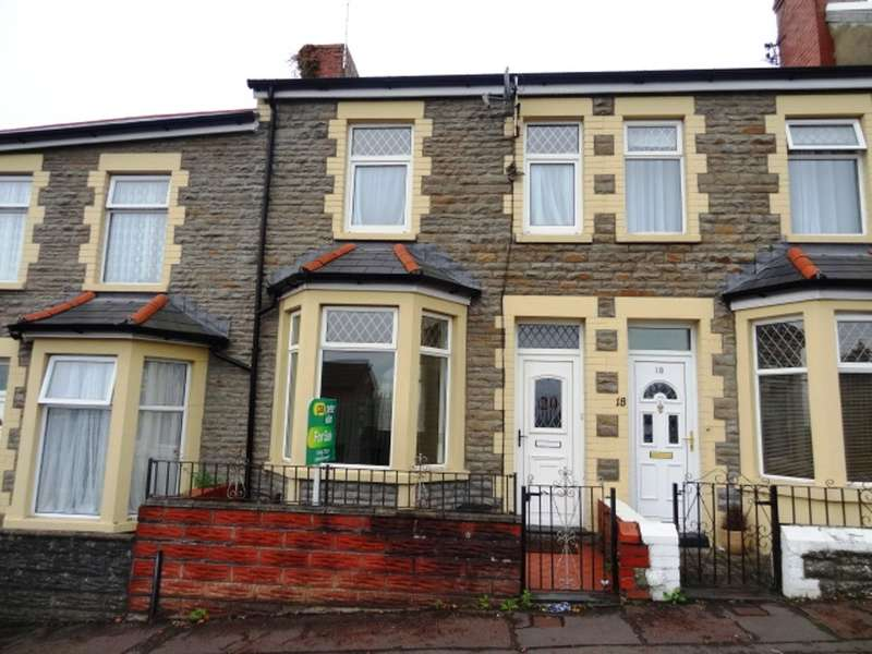 2 Bedrooms Terraced House for sale in Wilfred Street, Barry