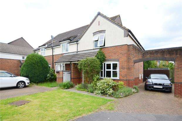 2 Bedrooms End Of Terrace House for sale in Alder Close, Lower Earley, Reading