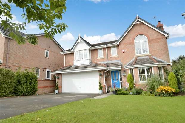 4 Bedrooms Detached House for sale in Hall Pool Drive, Offerton, Stockport, Cheshire