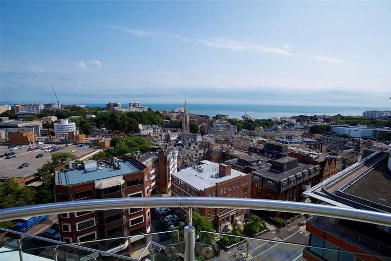 2 Bedrooms Penthouse Flat for sale in Bournemouth Centre