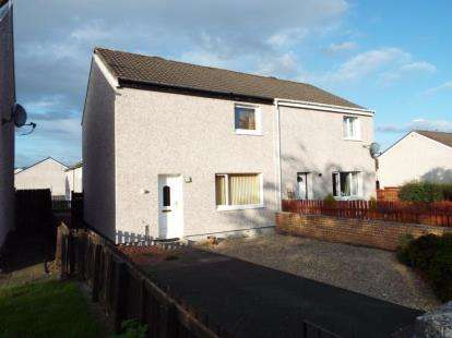 2 Bedrooms Semi Detached House for sale in Bentheads, Bannockburn