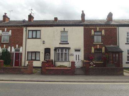 2 Bedrooms Terraced House for sale in Poolstock Lane, Poolstock, Wigan, Greater Manchester, WN3