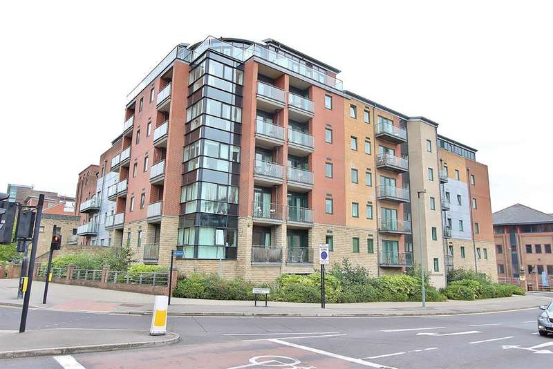 2 Bedrooms Flat for sale in The Brew House, Ecclesall Road, Sheffield, S11 8HG