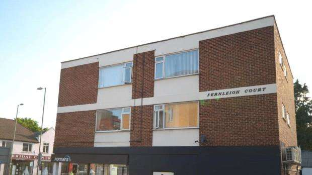 2 Bedrooms Apartment Flat for sale in Fernleigh Court, 2 Elm Grove Road, Farnborough