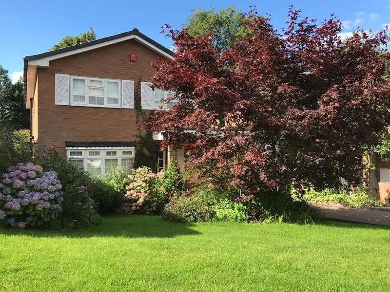 3 Bedrooms Detached House for rent in Harrisons Green, Edgbaston, Birmingham, B15 3LH