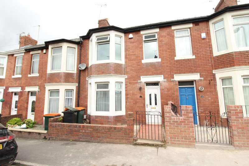 3 Bedrooms Terraced House for sale in Cumberland Road, Newport, NP19