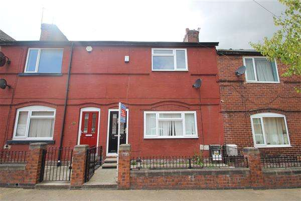 3 Bedrooms Terraced House for sale in Harrow Street, South Elmsall
