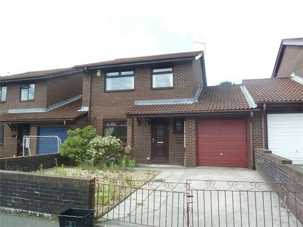3 Bedrooms Link Detached House for sale in Fairmeadows, Cwmfelin, Maesteg, Mid Glamorgan