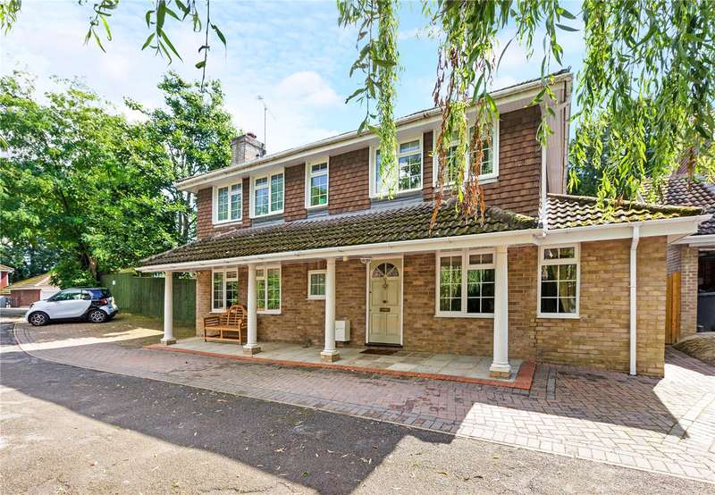 4 Bedrooms Detached House for sale in The Binghams, Maidenhead, Berkshire, SL6
