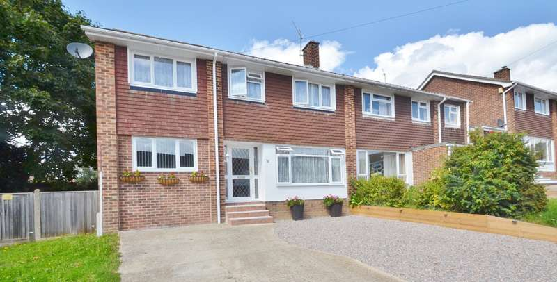 5 Bedrooms Semi Detached House for sale in Fair Oak