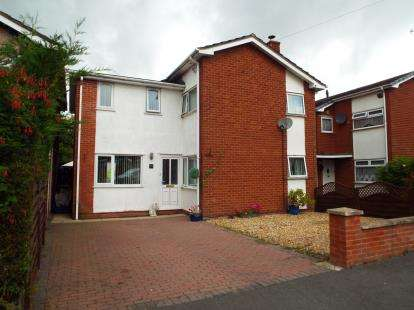 4 Bedrooms Detached House for sale in Laurel Drive, Buckley, Flintshire, CH7