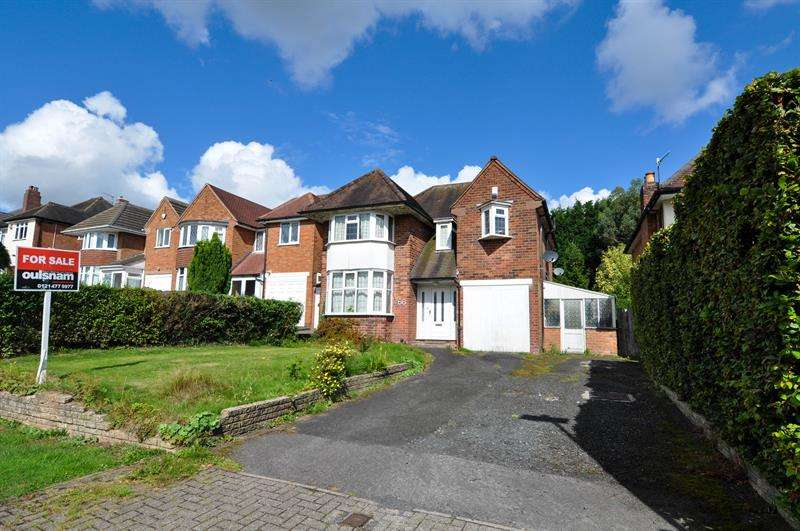 4 Bedrooms Detached House for sale in South Road, Northfield, Birmingham