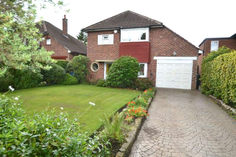 3 Bedrooms Detached House for sale in Cheadle Road, Cheadle Hulme