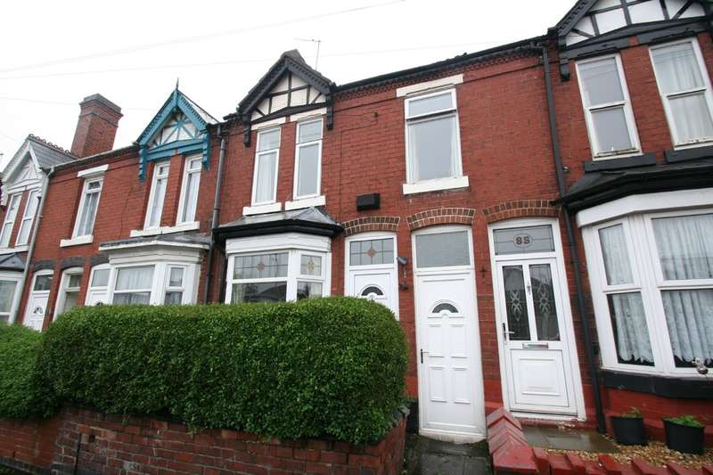 2 Bedrooms Terraced House for sale in Greenhill Road, Halesowen