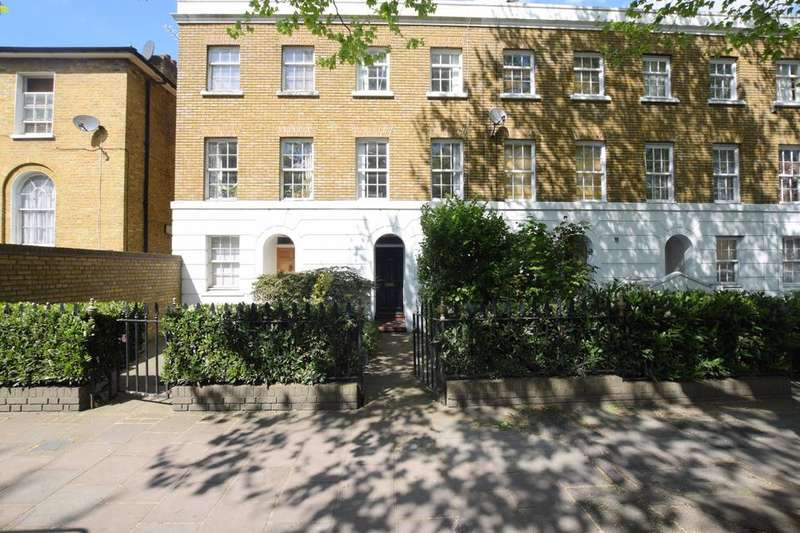 4 Bedrooms Terraced House for sale in Vassall Road, London SW9