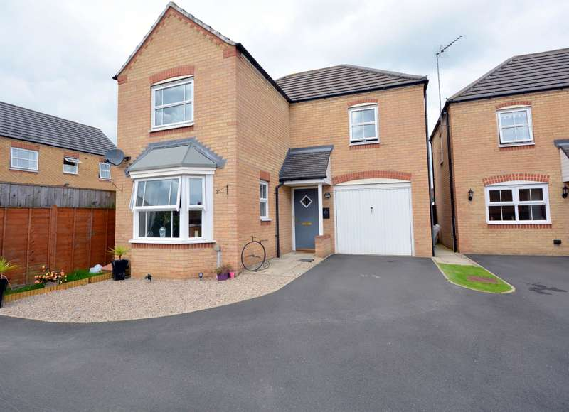 3 Bedrooms Detached House for sale in Northbridge Park, St. Helen Auckland, Bishop Auckland, DL14 9UG