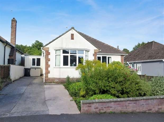 2 Bedrooms Detached Bungalow for sale in Stoberry Avenue, Wells