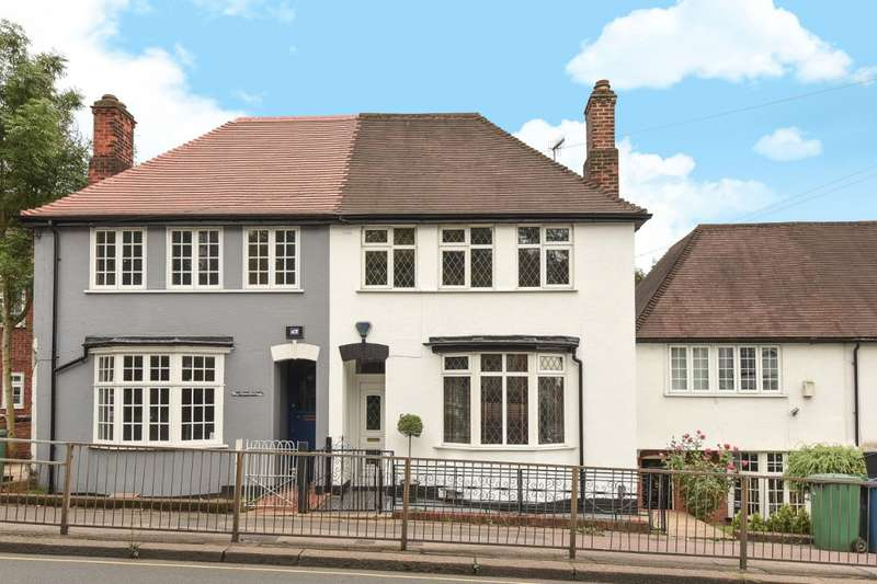 5 Bedrooms Semi Detached House for sale in Roxeth Hill, Harrow on the Hill, HA2
