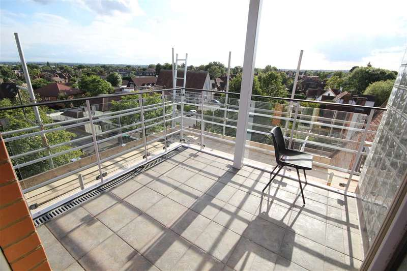 1 Bedroom Apartment Flat for rent in Ickenham Road, Ruislip