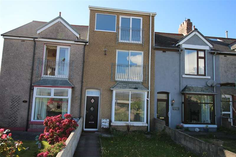 4 Bedrooms Terraced House for sale in Sea View, HAVERIGG