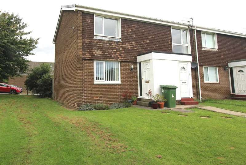 2 Bedrooms Flat for sale in Cateran Way, Collingwood Grange, Cramlington