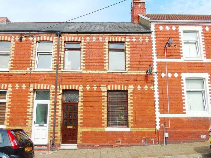 2 Bedrooms Terraced House for sale in Harriet Street, Penarth
