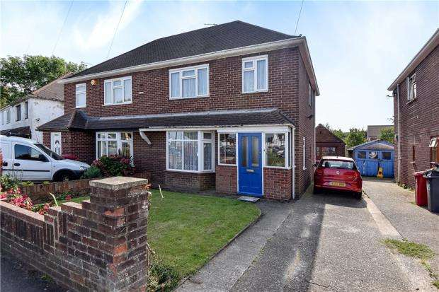 3 Bedrooms Semi Detached House for sale in Bath Road, Slough