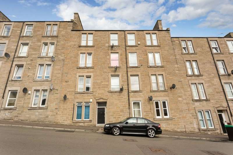 2 Bedrooms Flat for sale in Benvie Road, Dundee, Angus, DD2 2LH