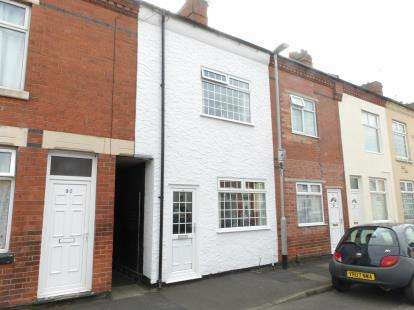 2 Bedrooms Terraced House for sale in Albert Road, Coalville