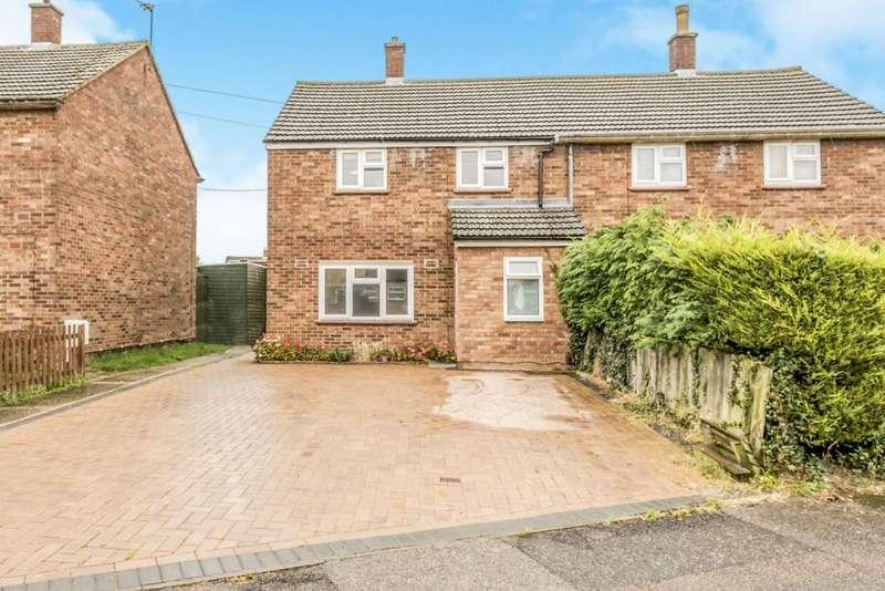 4 Bedrooms Semi Detached House for sale in Somerset Close, Cambridge, Cambridgeshire CB4